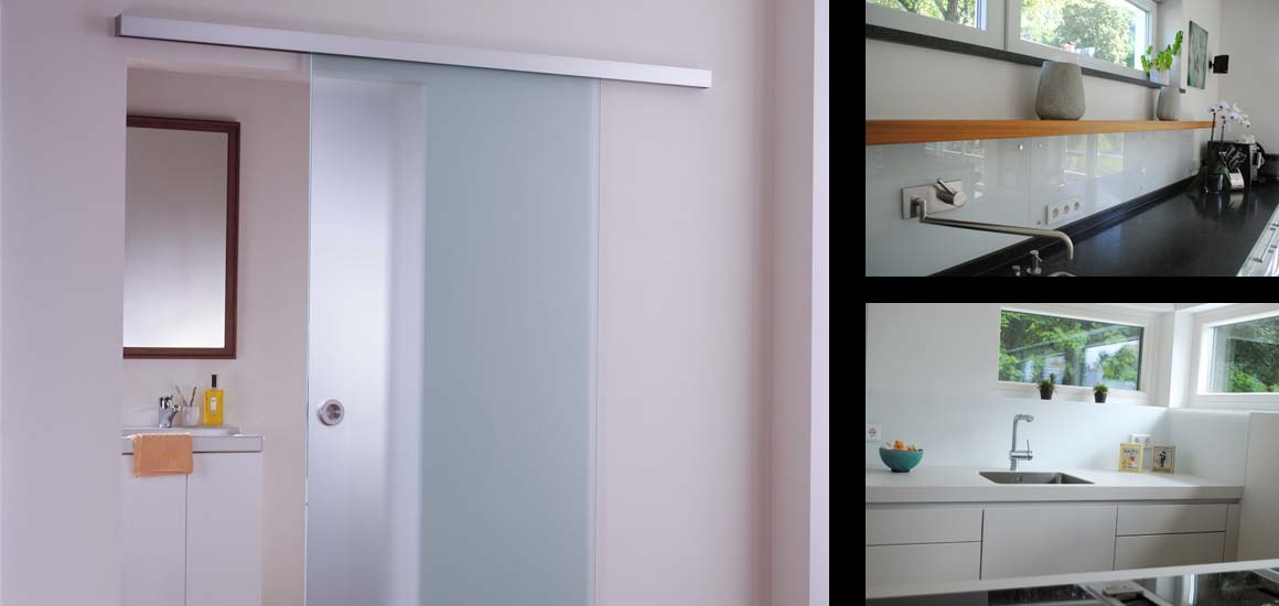 Glasart Wohnraum-Glas